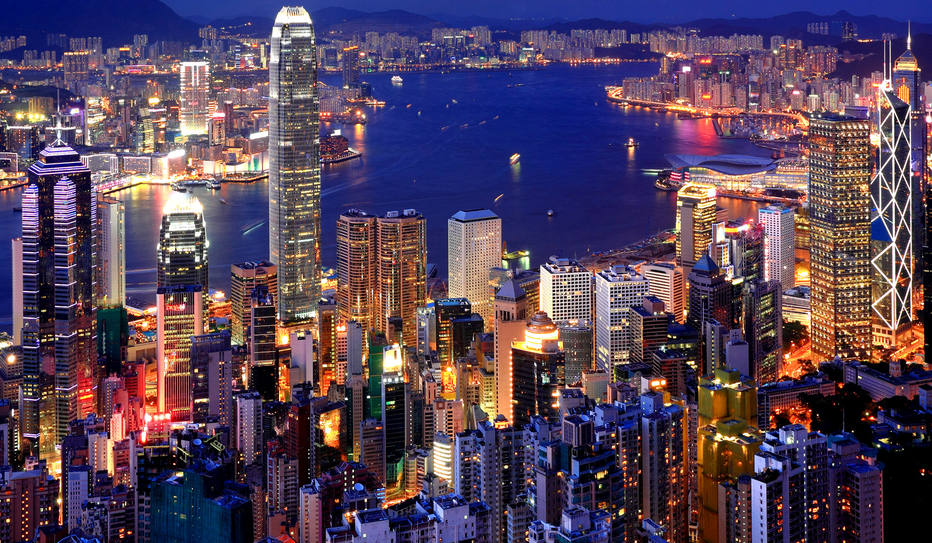 Hong Kong Dessous Bilder